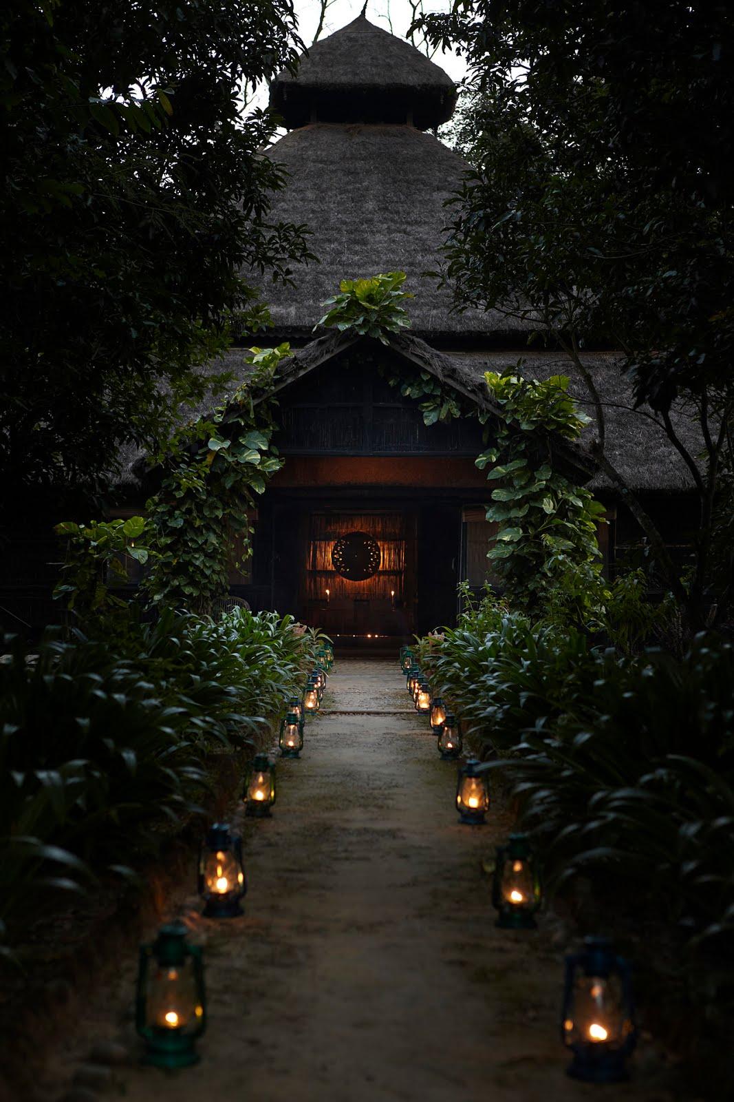 Mountain Lodge, Nepal