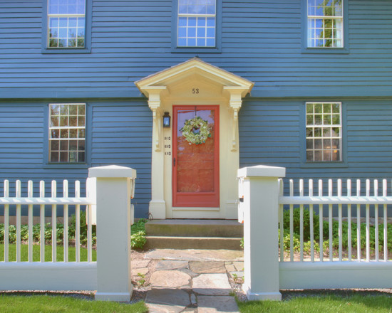 Front Entry (Bridgeport)